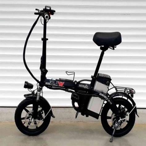 Электровелосипед DJW, фото 2