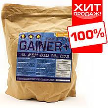 Купити для набору маси і ваги GAINER 67% банановий йогурт 2 кг. на вагу