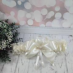 Подвязки для невесты разные цвета