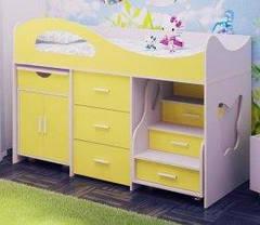 Кровать чердак для дошкольников