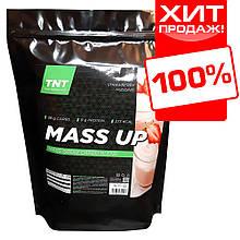 Вітамінний MUSS UP для набору маси TNT Target Nutrition Trend 2 кг. Польща (полуничний пудинг)