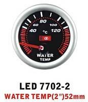 Дополнительный прибор Ket Gauge LED 7702-2 температура воды