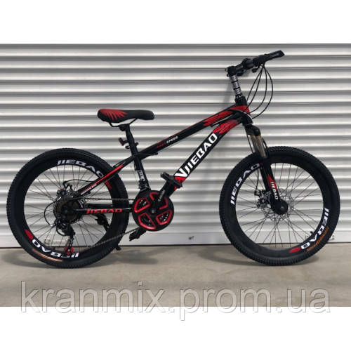 Велосипед TopRider 22 дюймов красный