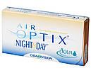 Акція Air Optix Night&Day Aqua 1уп(3шт) + розчин в Подарунок, фото 4