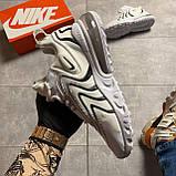 🔥 ВИДЕО ОБЗОР 🔥 Nike Air Max 270 React Eng White Black Найк Аир Макс 270 🔥 Найк мужские кроссовки 🔥, фото 5