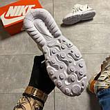 🔥 ВИДЕО ОБЗОР 🔥 Nike Air Max 270 React Eng White Black Найк Аир Макс 270 🔥 Найк мужские кроссовки 🔥, фото 8
