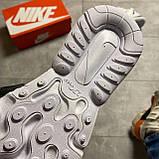 🔥 ВИДЕО ОБЗОР 🔥 Nike Air Max 270 React Eng White Black Найк Аир Макс 270 🔥 Найк мужские кроссовки 🔥, фото 7
