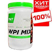 Изолят сывороточного протеина белка WPI MIX TNT Target Nutrition Trend 1 кг. (шоколадный)