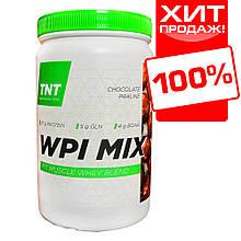 Ізолят сироваткового протеїну білка WPI MIX TNT Target Nutrition Trend 1 кг. (шоколадний)