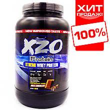 Комплексний протеїн для росту м'язів з ВСАА XZO Nutrition (шоколад)