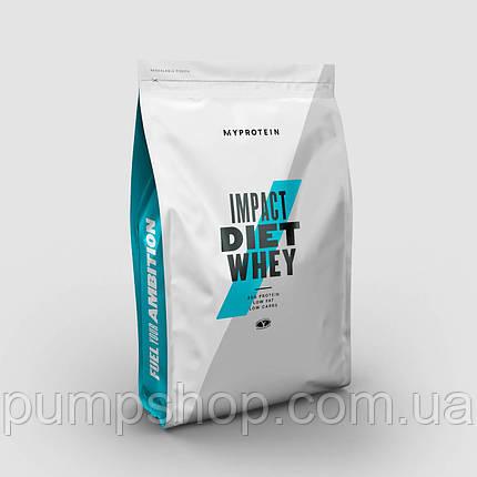 Сывороточный протеин изолят MyProtein Impact Diet Whey Protein 1000 г, фото 2