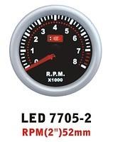 Дополнительный прибор Ket Gauge LED 7705-2 тахометр