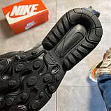 Мужские кроссовки Nike Air Max 270 React, Мужские Найк Аир Макс 270 серые мужские кроссовки, фото 7