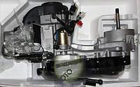 Двигатель YABEN-80 длинный под 12 колесо один амортизатор Двигатель YABEN-80 длинный под широкий диск