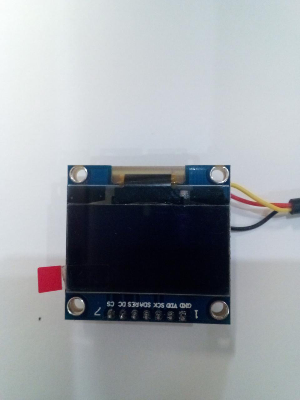 Покажчик рівня палива (бензин, дп, газ) цифровий УУТ-5 - фото 5