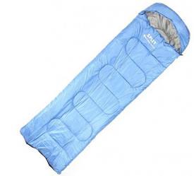 Спальник GC Split (220 х 75 см), спальник с капюшоном для природы, на рыбалку (тип: одеяло)