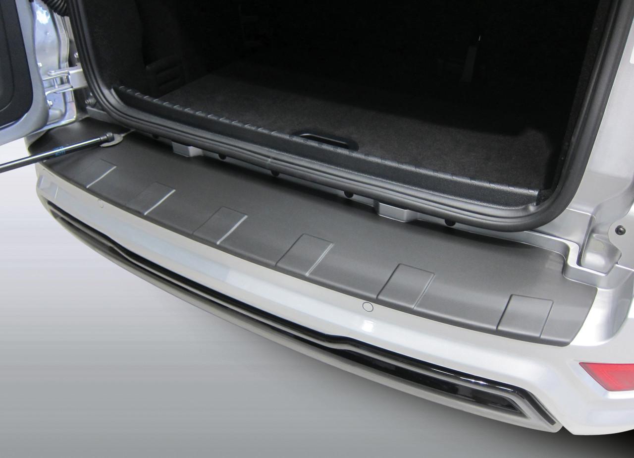 Пластикова захисна накладка на задній бампер для Ford Ecosport LIFT 2017>, фото 9