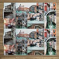 Пластиковая Декоративная Панель ПВХ Регул Венецианская живопись 957×480 мм