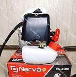 Коса бензиновая Narva CG-4500 (3 ножа+1 катушка), фото 4