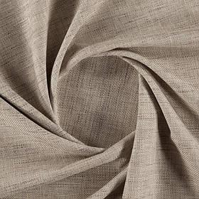 Обивочная ткань для мебели рогожка Кафе Кортадио (Cafe Cortadito) бежевого цвета