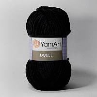 Пряжа Dolce 100гр - 120м (772 Болотный) YarnArt