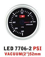 Дополнительный прибор Ket Gauge LED 7706-2 вакуум. Дополнительный прибор