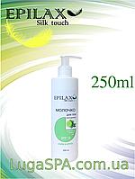 """Молочко для тела после депиляции Epilax """"Лайм и мята"""", 250мл"""