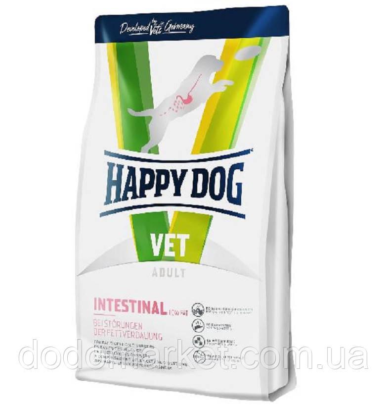 Дієтичний корм для собак Happy Dog VET Diet Intestinal Хепі Дог Вет Дієт 4 кг