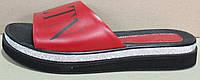 Сабо кожаные женские от производителя модель ЖК1012-1, фото 1