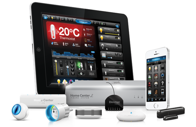 FIBARO Home Center 2 ― FIB_HOMEC2