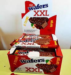 """Вафлі """"Wafers"""" в шоколаді 55 гр 24 шт"""