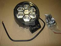 Фара LED рабочая 12/24В, 117х77х196 (Руслан-Комплект) ФР-200