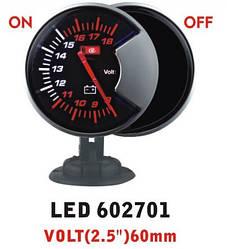 Дополнительный прибор Ket Gauge LED 602701 вольтметр