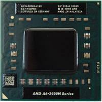Процессор для ноутбука FS1 AMD A6-3400M 4x2,3Ghz 4Mb Cache бу