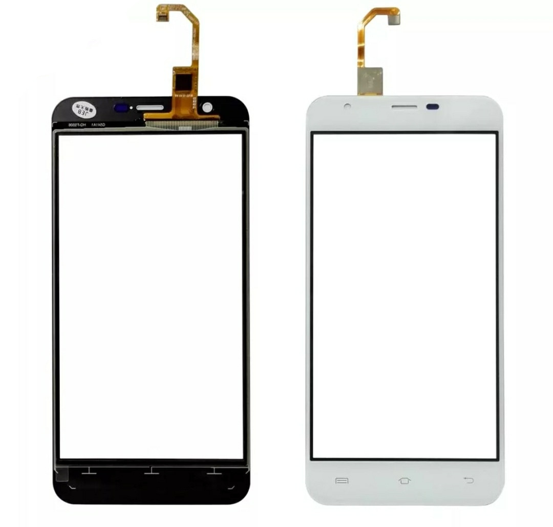 Touchscreen (сенсор) для Oukitel U7 Plus Білий