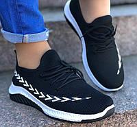 Женские кроссовки текстильные, легкие и удобные, ОВ 1284, фото 1