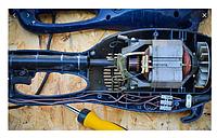 Ремонт электротриммера