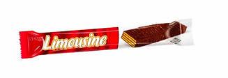 """Вафлі """"Limousine"""" в шоколаді 45 гр 24 шт"""