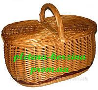"Корзина для пикника ""багажовая"" Арт.122"