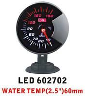 Дополнительный прибор Ket Gauge LED 602702 температура воды. Дополнительный прибор Тюнинг