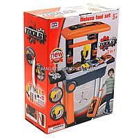 Детский набор строительных инструментов в чемодане 008-922 Bath Toys, фото 2