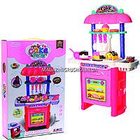 Игровая кухня Funny Game 36778-110 Кондитерская, Фастфуд, Фрукты и овощи, фото 1