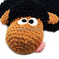 Детский плюшевый коврик мягкий Барашик, фото 3