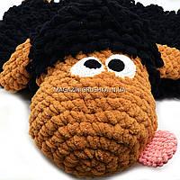 Детский плюшевый коврик мягкий Барашик, фото 4