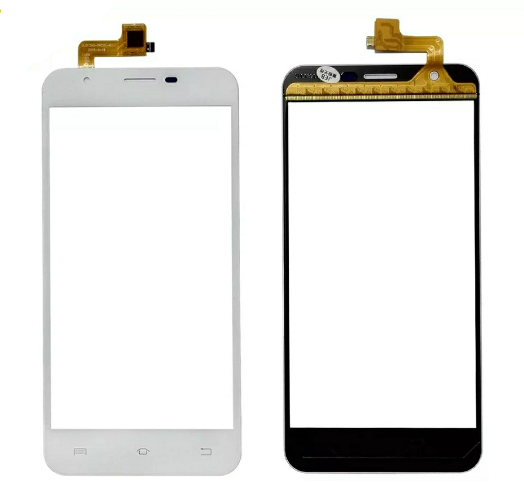Touchscreen (сенсор) для Oukitel U7 Pro Білий