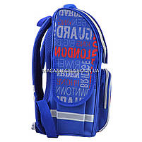 Рюкзак школьный каркасный Smart PG-11 London, фото 3