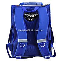 Рюкзак школьный каркасный Smart PG-11 London, фото 4