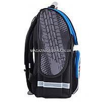 Рюкзак шкільний каркасний Smart PG-11 Street racing, фото 3