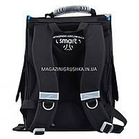 Рюкзак шкільний каркасний Smart PG-11 Street racing, фото 5