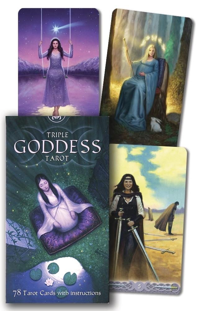 Triple Goddess Tarot/ Триада Богинь Таро